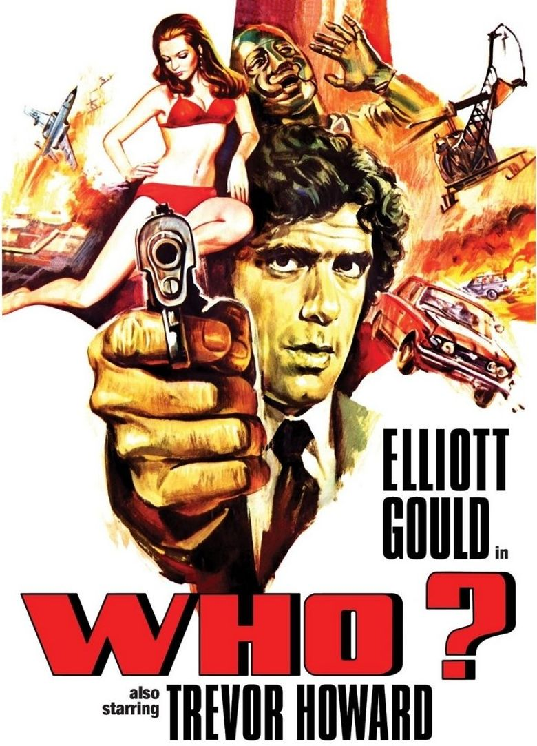 Who? Poster