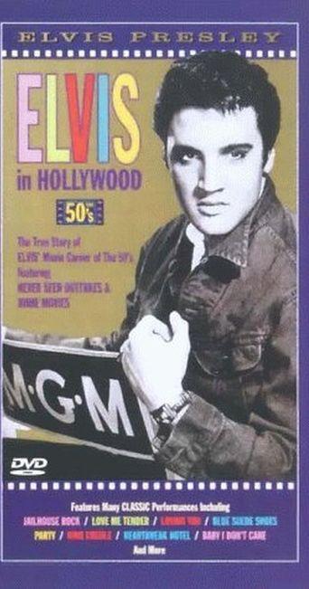 Elvis Presley: Elvis in Hollywood Poster