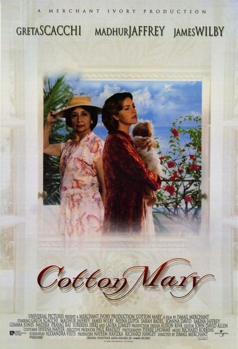 Cotton Mary Poster