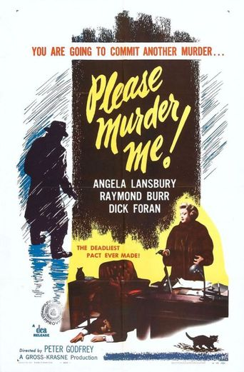 Please Murder Me Poster