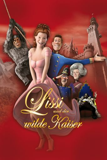 Lissi and the Wild Emperor Poster