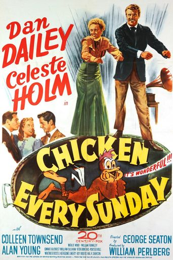 Chicken Every Sunday Poster