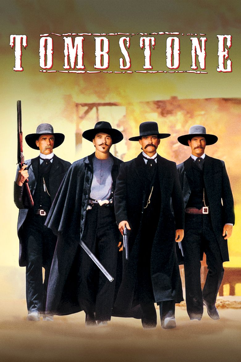 Tombstone 1993 Watch On Hulu Showtime And Streaming Online