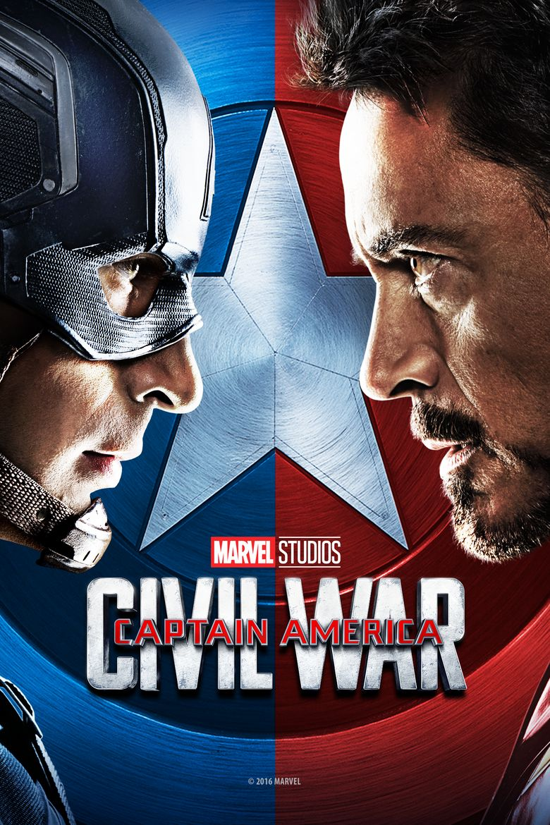 Watch Captain America Civil War