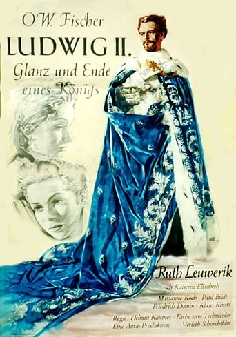 Mad Emperor: Ludwig II Poster
