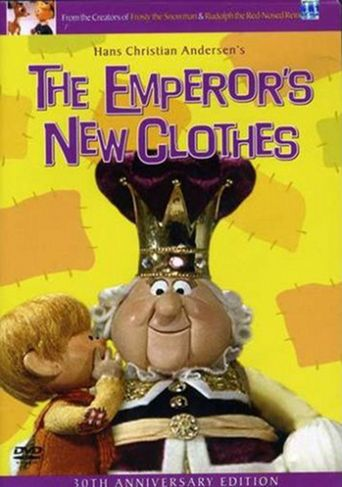 The Enchanted World of Danny Kaye: The Emperor's New Clothes Poster
