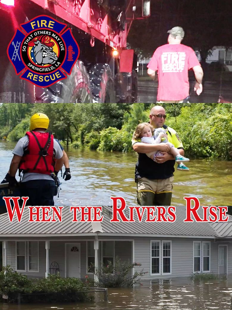 When the Rivers Rise Poster