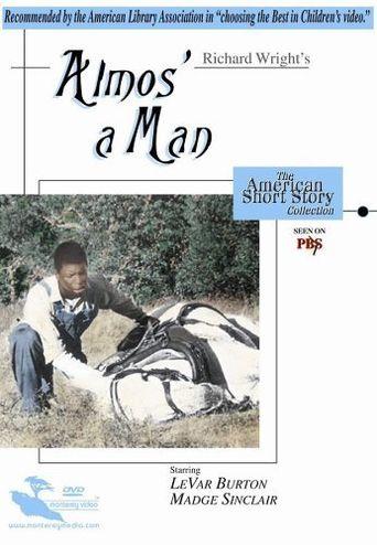 Almos' a Man Poster