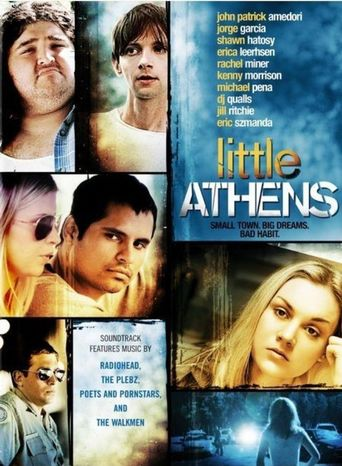 Little Athens Poster