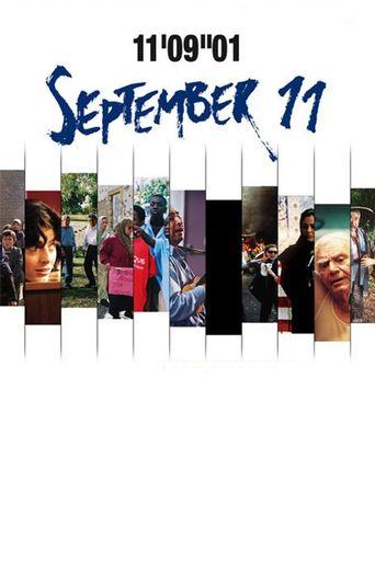 11'09''01 - September 11 Poster
