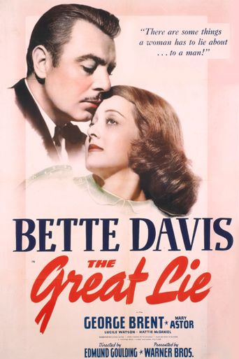 The Great Lie Poster