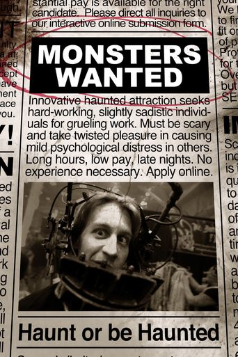 Watch Monsters Wanted