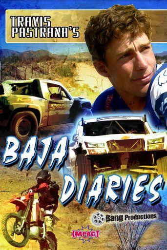 Travis Pastrana's Baja Diaries Poster