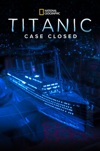 Titanic's Final Mystery Poster