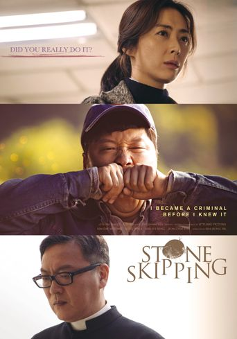 Stone Skipping Poster