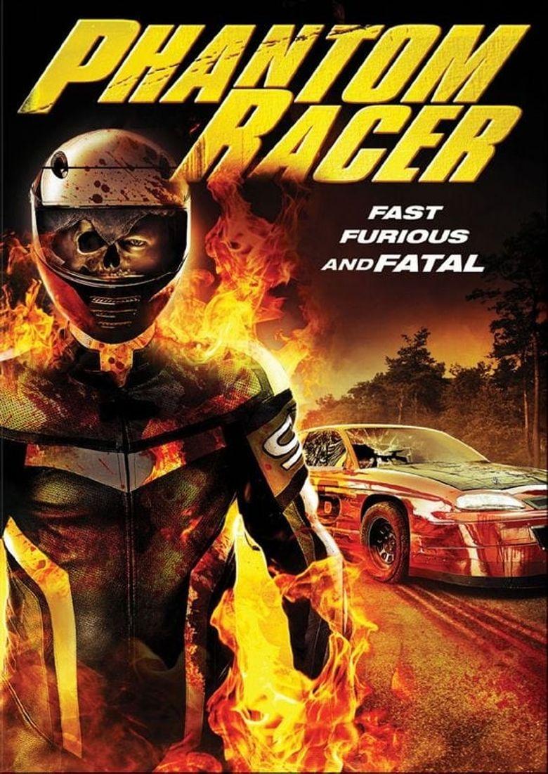 Phantom Racer Poster