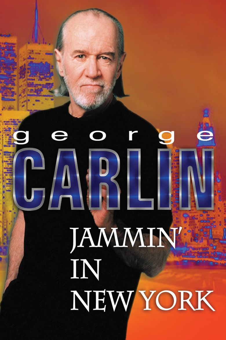 George Carlin: Jammin' in New York Poster