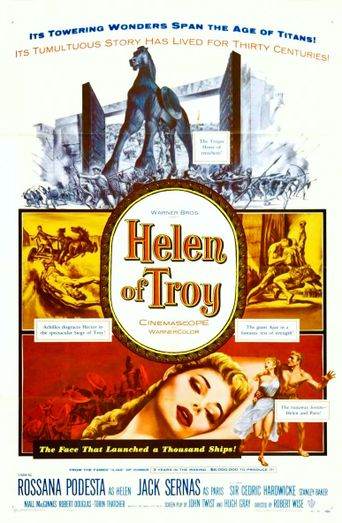 Helen of Troy Poster