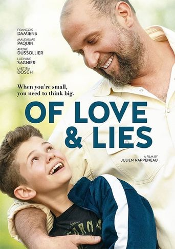 Of Love and Lies Poster