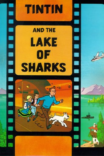 Tintin and the Lake of Sharks Poster