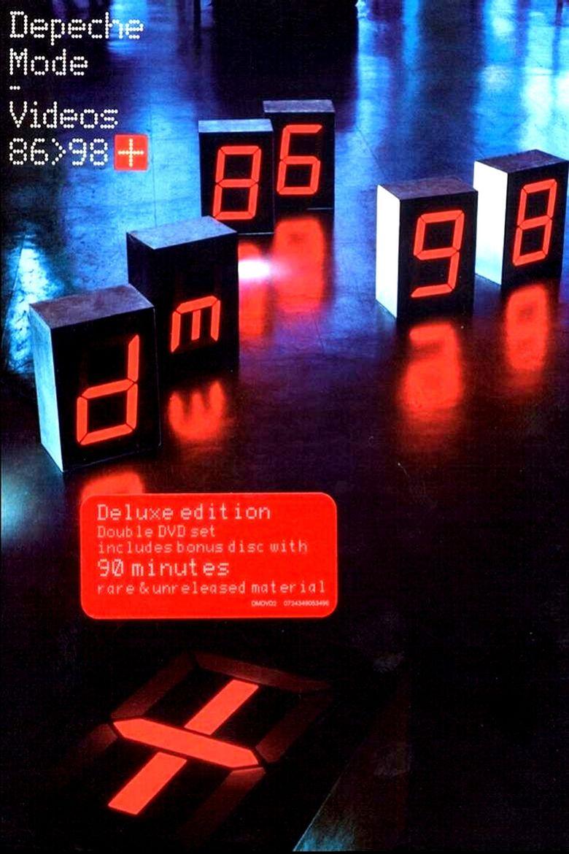 Depeche Mode: The Videos 86-98 Poster