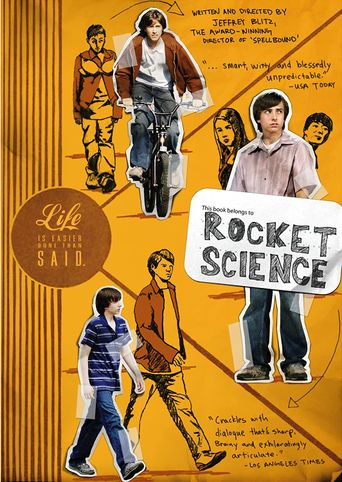 Rocket Science Poster