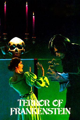 Terror of Frankenstein Poster