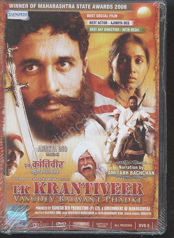 Vasudev Balwant Phadke Poster