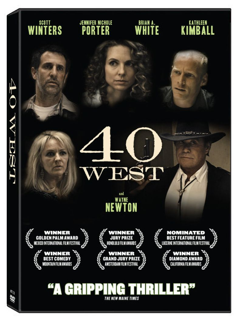 40 West Poster