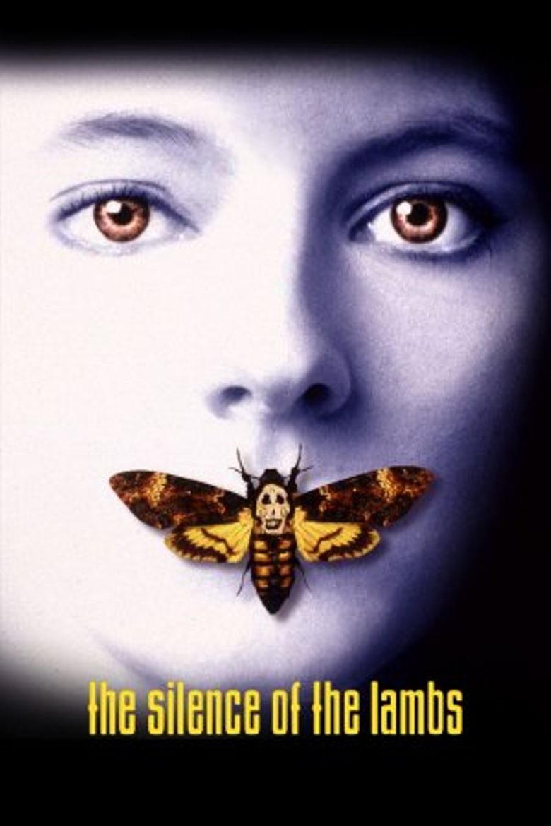 Inside the Labyrinth: The Making of 'The Silence of the Lambs' Poster