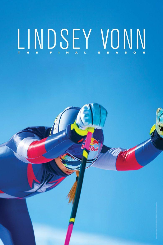 Lindsey Vonn: The Final Season Poster