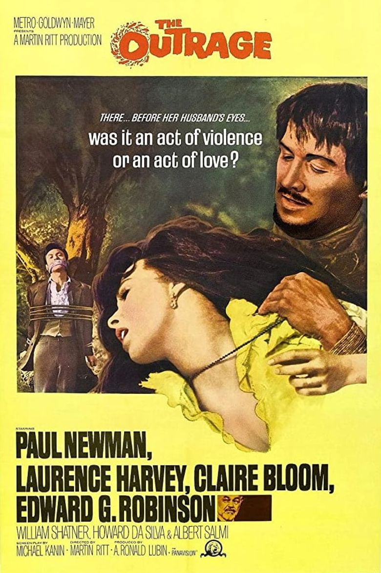 The Outrage Poster