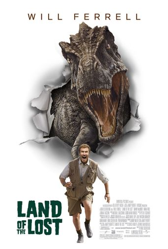 Land of the Lost Poster