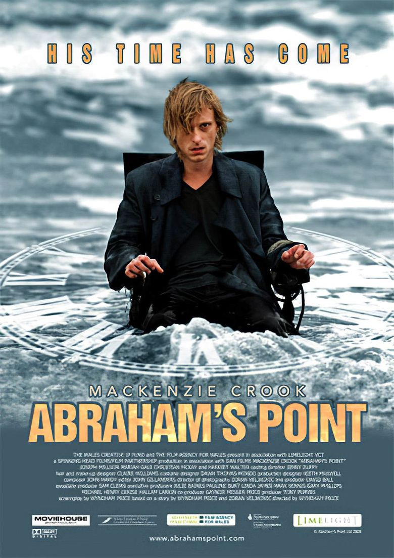 Abraham's Point Poster