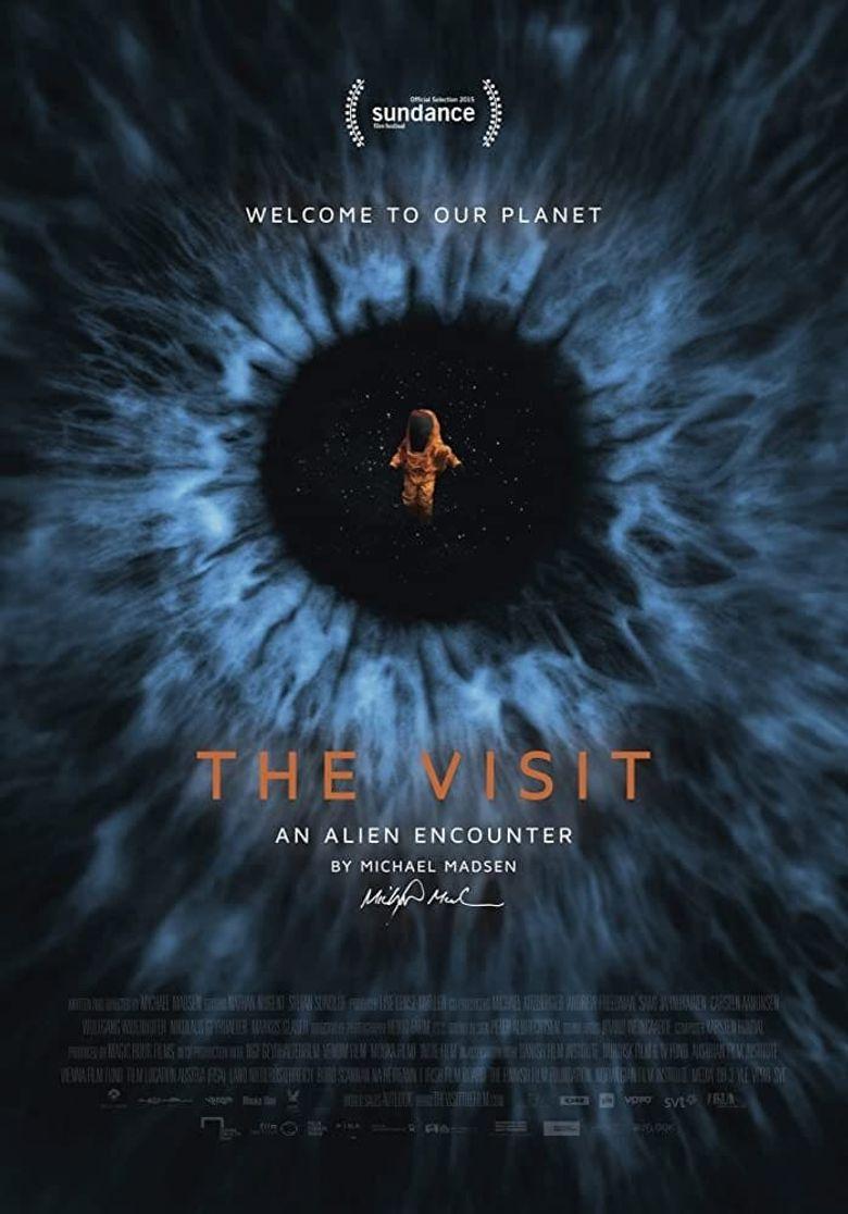 The Visit: An Alien Encounter Poster