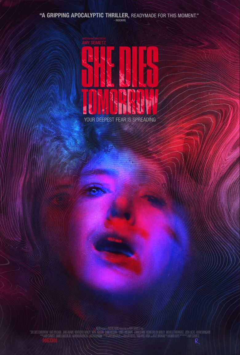 She Dies Tomorrow Poster