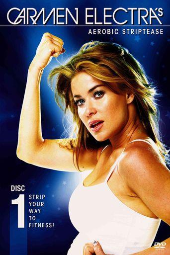 Carmen Electra's Aerobic Striptease, Vol 1 - Aerobic Striptease Poster