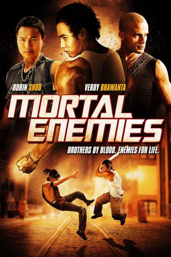 Mortal Enemies Poster