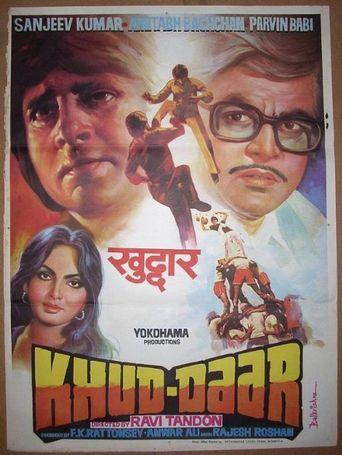 Khud-Daar Poster