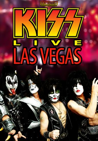 KISS: Live in Las Vegas Poster