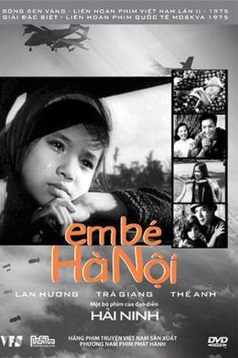 The Little Girl of Hanoi Poster
