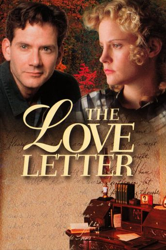 The Love Letter Poster