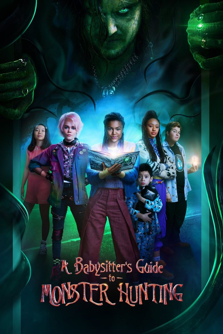 A Babysitter's Guide to Monster Hunting Poster