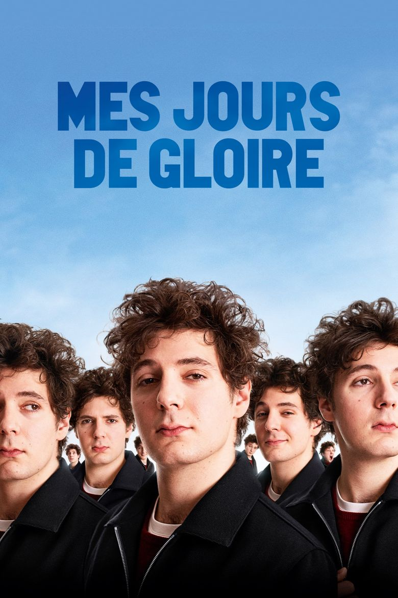 My Days of Glory Poster