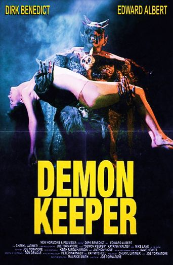 Demon Keeper Poster
