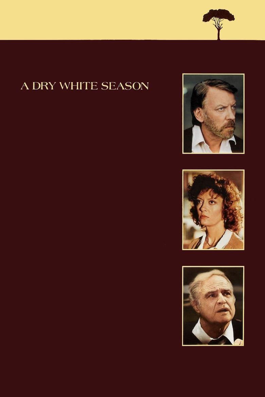 A Dry White Season Poster