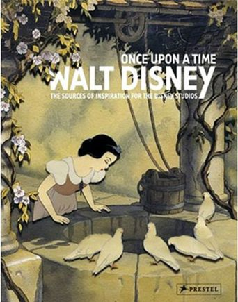 Walt Disney: Once Upon a Time Poster
