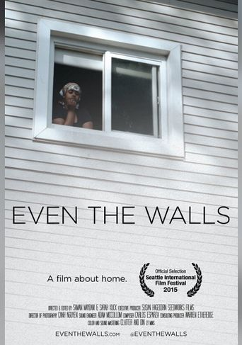 Even the Walls Poster