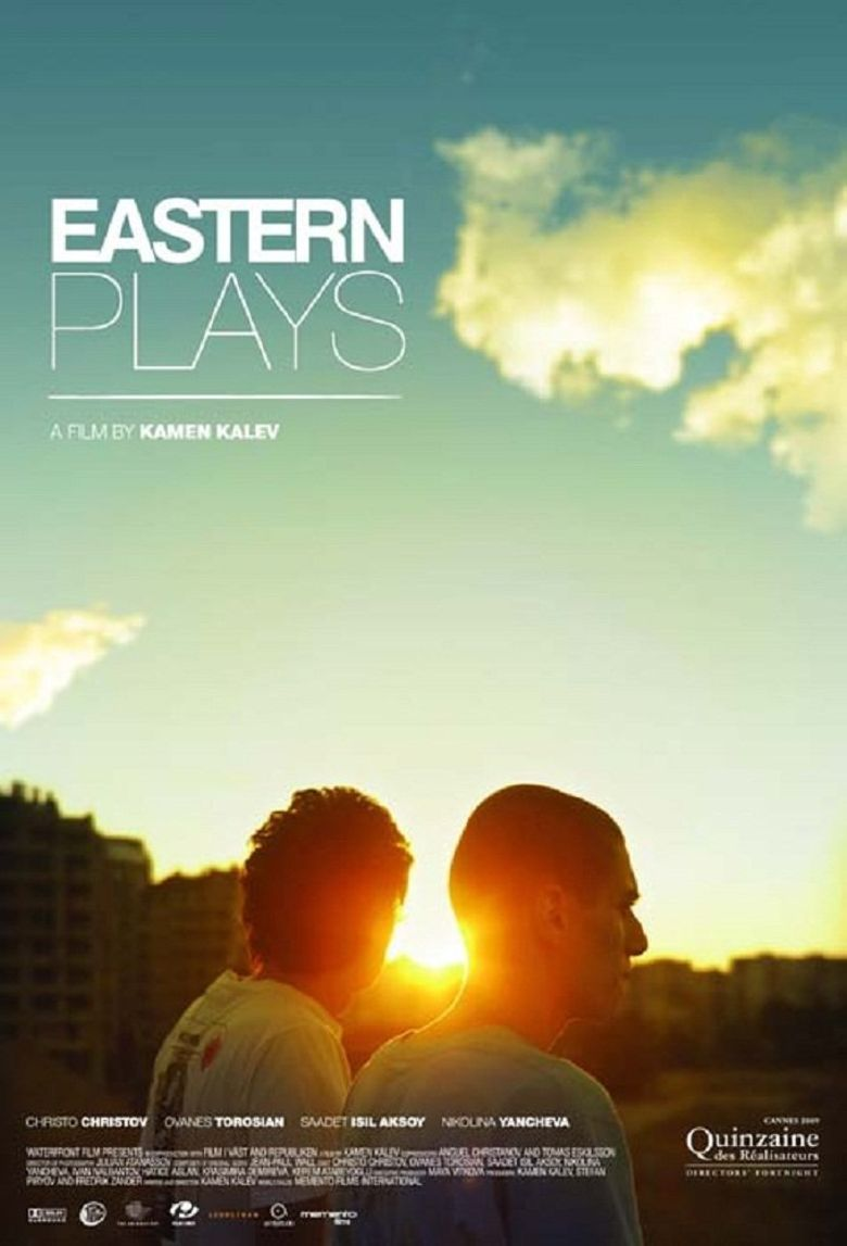 Eastern Plays Poster