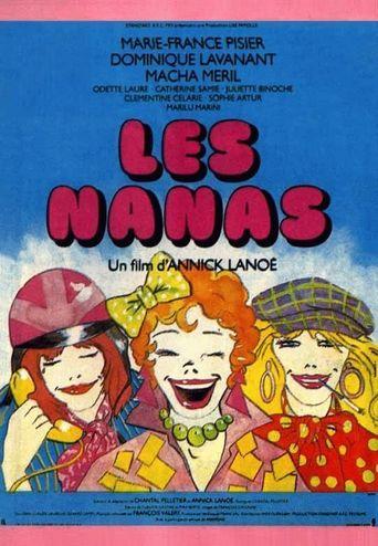 Les nanas Poster